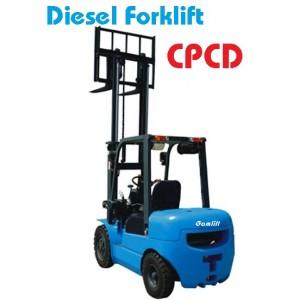 Xe nâng động cơ Diesel GamLift CPCD 1.5-3.5 tấn