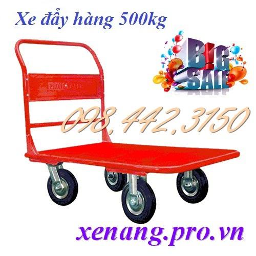 Xe đẩy 500kg  XTH200T