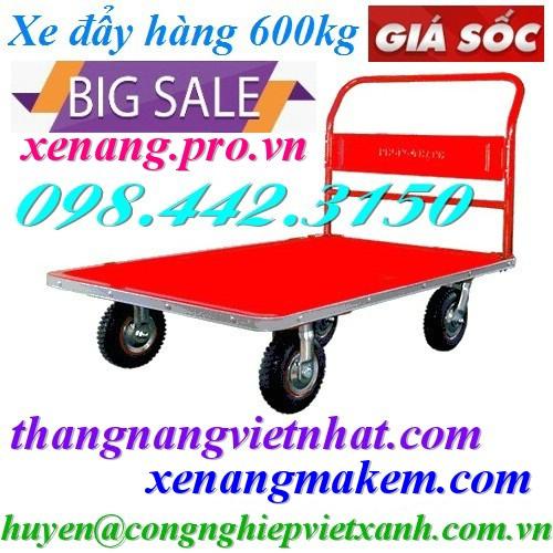 Xe đẩy 600kg  XTH250S1