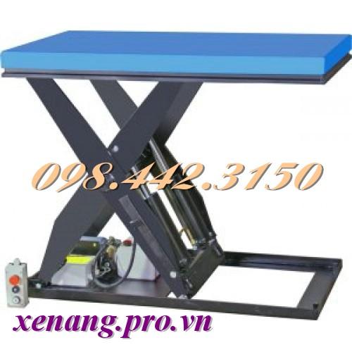 Bàn nâng điện 1-2 tấn GamLift HIW