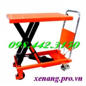 Xe nâng bàn 500kg WP500