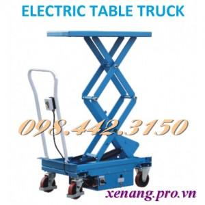 Xe nâng bàn điện 350kg Gamlift ETAD35