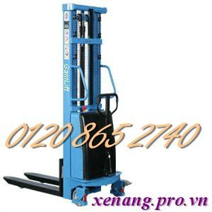 Xe nâng điện bán tự động 1,5 tấn GamLift S1530