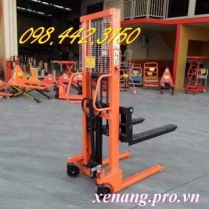 Xe nâng tay cao 1000kg E1.0T/1.6M