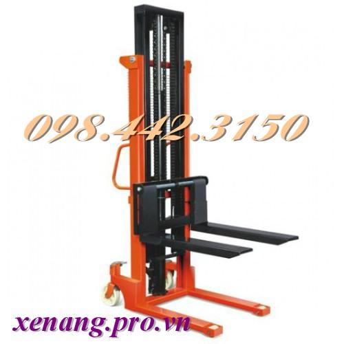 Xe nâng tay cao 3 mét 1000kg E1.0T/3.0M